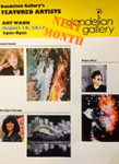 Dandelion Gallery August Art Wauk @ Dandelion Gallery | Waukegan | Illinois | United States