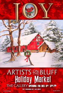 Art Opening: Holiday Market @ The Gallery | Lake Forest | Illinois | United States
