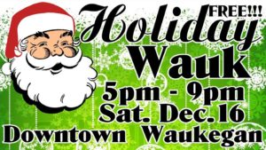Dandelion Gallery December Art Wauk @ Dandelion Gallery | Waukegan | Illinois | United States
