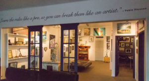 July's Art Exhibit Opening @ The Gallery | Lake Forest | Illinois | United States
