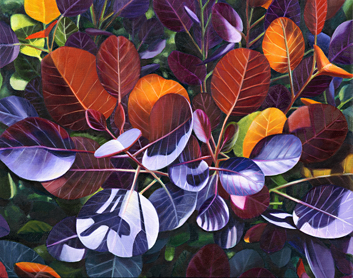 Leaves by Lisa Ryan