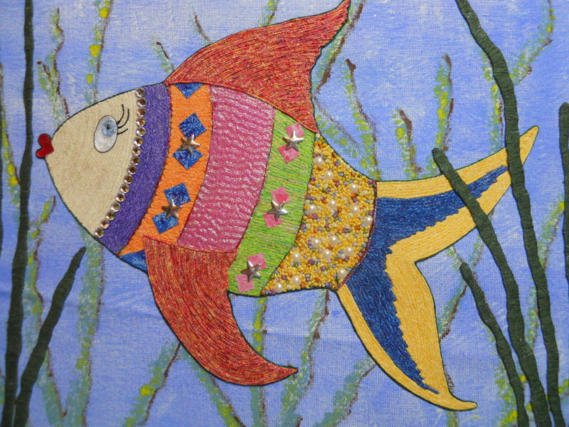 Pretty Fish by Liz Jensen