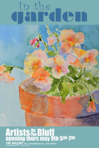 Garden-May's Art Exhibit Opening @ The Gallery | Lake Forest | Illinois | United States